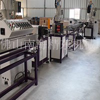 pvc煤气管设备_煤气管生产线