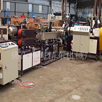 塑料管材挤出机生产厂家-精东机械厂