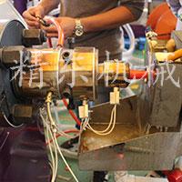 PU管生产线 塑料挤出机生产线调试视频