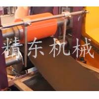 pvc胶条沿条挤出机_单螺杆挤出机视频