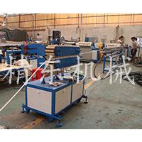 塑包钢丝机器 铁丝包胶机
