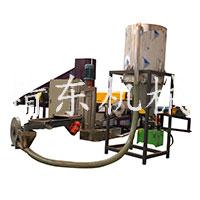 pe pp水环切塑料造粒机生产线
