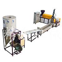 优质厂家直销塑料造粒机生产线