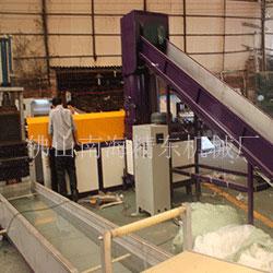 大型造粒機 雙螺桿塑料顆粒機試機生產視頻
