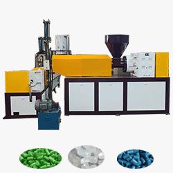 环保塑料颗粒机 造粒机生产线