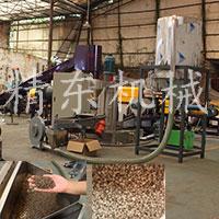 塑料造粒机 再生机 水环切造粒机生产线