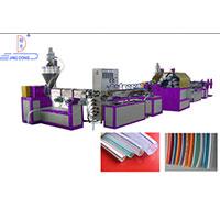 厂家直销 PVC纤维增强管挤出生产线