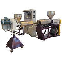 軟硬共擠型材生產線
