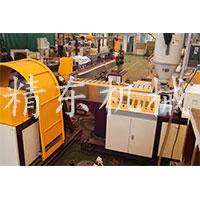 pvc透明鋼絲軟管擠出機 管材設備