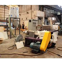 PVC二阶造粒机 热切造粒机