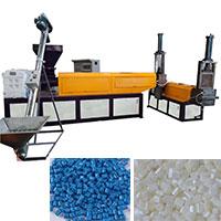 生产定制再生塑料造粒机 再生料设备